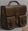 Я шью кожаные мужские портфели, барсетки и сумки.  Шью вручную из кожи КРС (крупного...