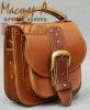 Изготавливаем кожаные мужские портфели, сумки, барсетки.  Шьем вручную из кожи толщиной...